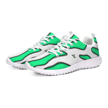 Green Leaf Running Shoe