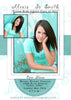 Flat Photo Paper Style Grad Cards Volume 2