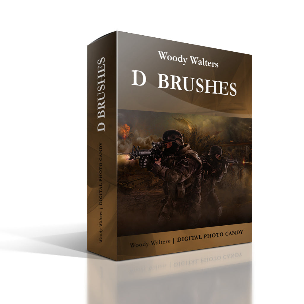 D Brushes