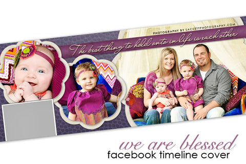 Family Facebook Timeline Cover 3A