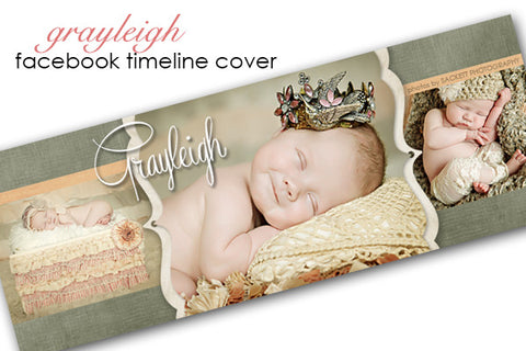 Grayleigh Facebook Timeline Cover
