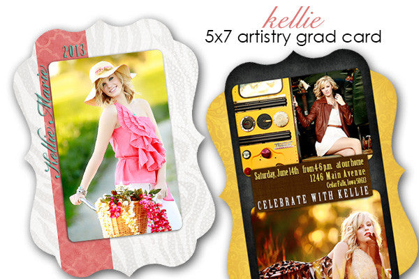 Kellie Grad Card