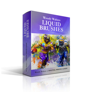 Liquid Brushes