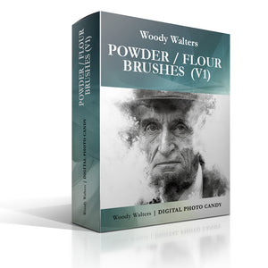 Powder/Flour Power Photoshop Brushes Volume 1