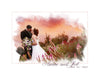 Soft Painting Wedding Storyboard