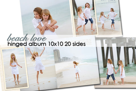 Beach Love Album