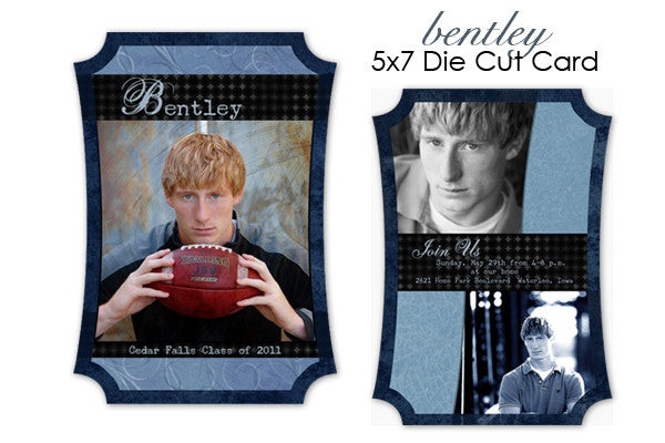 Bentley Grad Card