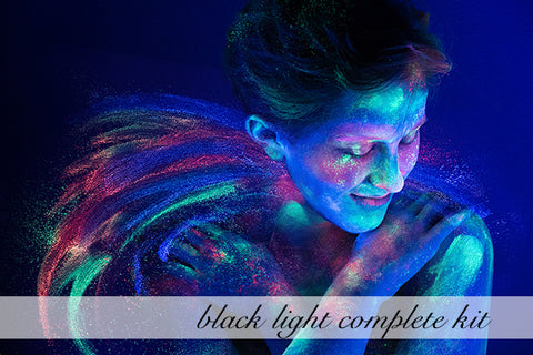 Black Light Complete Kit