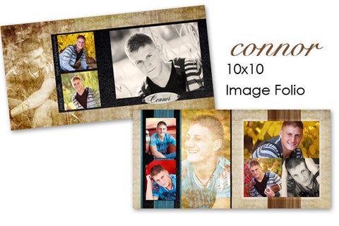 Connor Image Folio 10x10