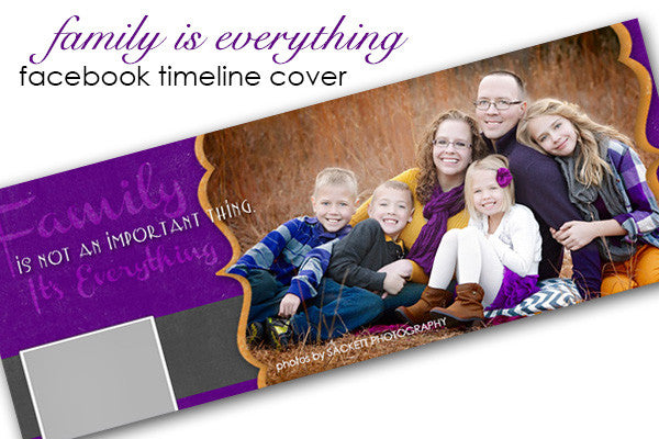 Family is Everything Timeline Cover