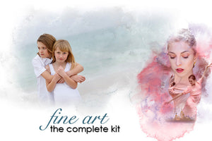 Fine Art:  The Complete Kit