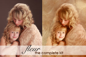 Fleur Collection: The Complete Kit