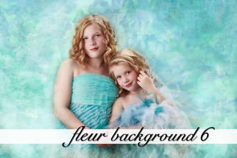Layered Fleur Background 6
