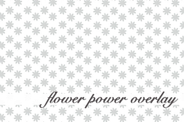 Flower Power Overlay