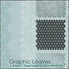 Graphic Leaves Overlay