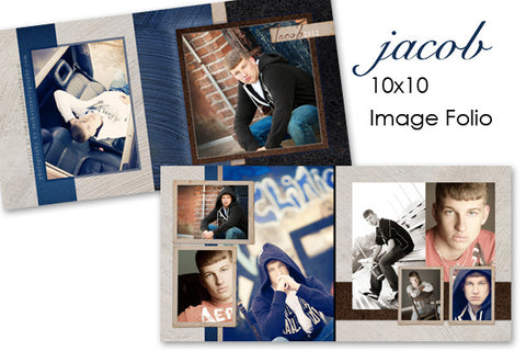 Jacob Image Folio 10X10