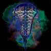 Layered Lacrosse Background