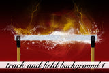 Layered Track and Field Background 1