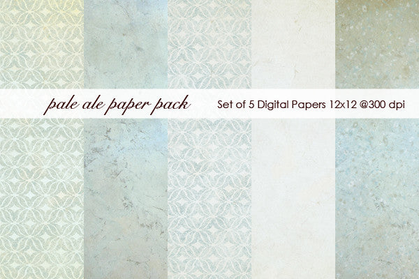Pale Ale Paper Pack
