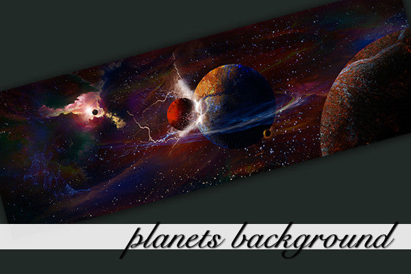 Planets Background