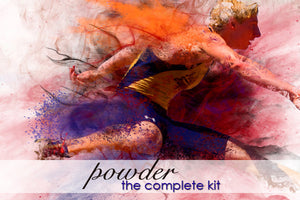 Powder Collection: The Complete Kit