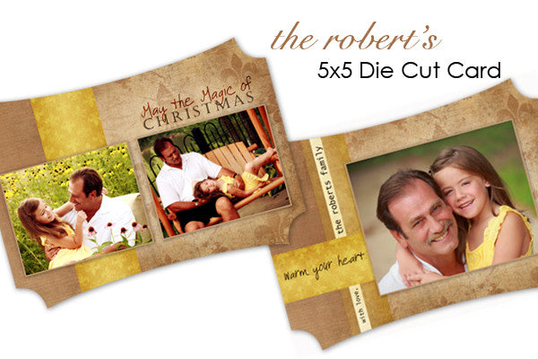 Robert's Christmas Card