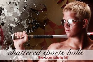 Shattered Sports Balls: The Complete Kit