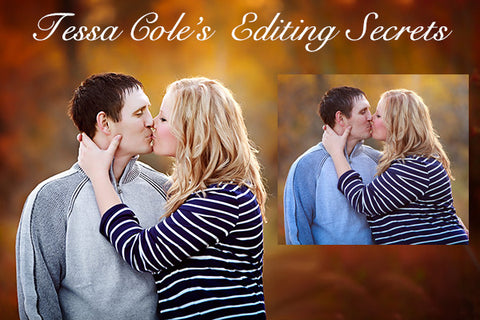 Tessa Cole's Editing Secrets