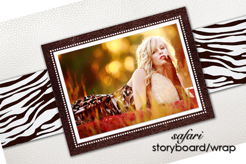 Safari Storyboard