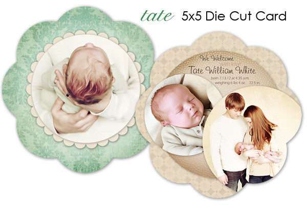 Tate Birth Announcement