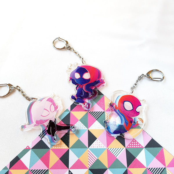 [Spider-Verse] charms