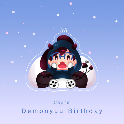 [Yuri!!! on ice] Demonyuu birthday - Charm