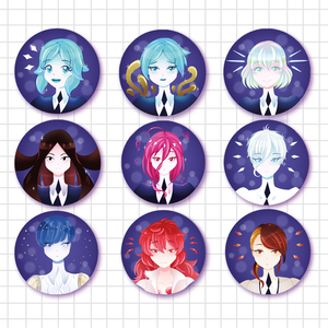 [Houseki no Kuni] Buttons