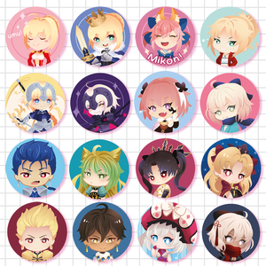 [ Fate/Grand Order ] Buttons