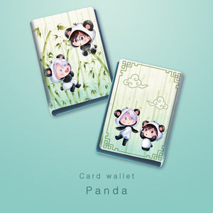 pre-order [Yuri!!! on Ice] Panda - Card wallet