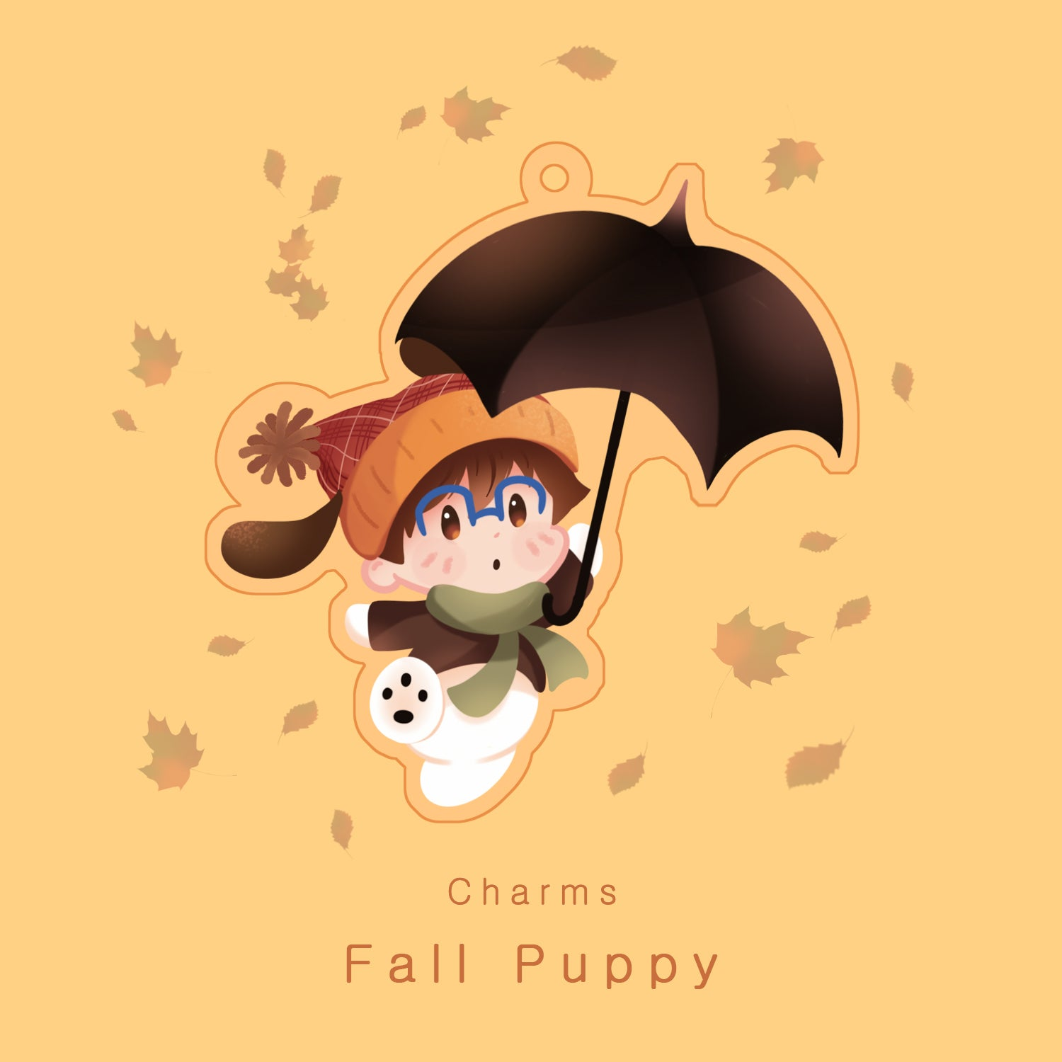 [Yuri on Ice!!!] - fall puppy