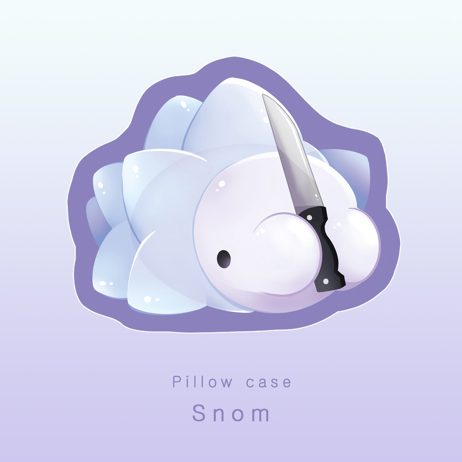 [Pokemon] Snom - pillow case