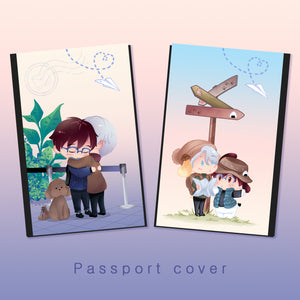 [Yuri!!! on Ice] - Passport cover - C grade