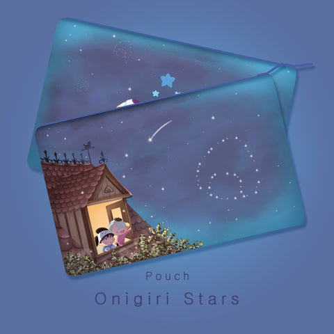 [Yuri!!! on Ice] onigiri stars - Pouch