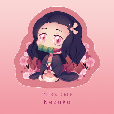 [Kimetsu no Yaiba] Nezuko - pillow case