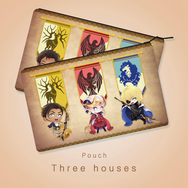 [Fire Emblem] Three Houses - Pouch