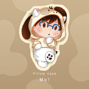 pre-order [Yuri!!! on Ice] Mo! - pillow case - 2nd batch