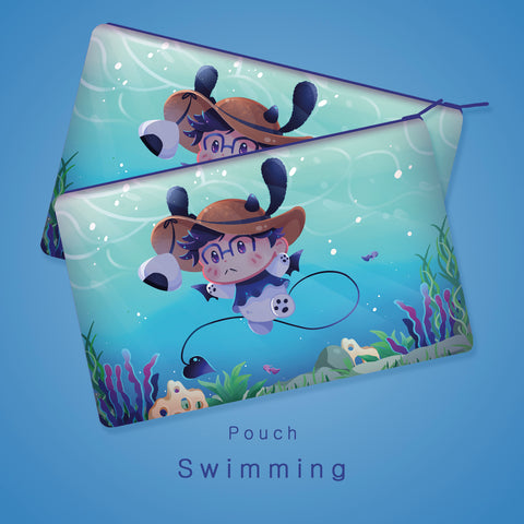 [Yuri!!! on Ice] Swimming - Pouch