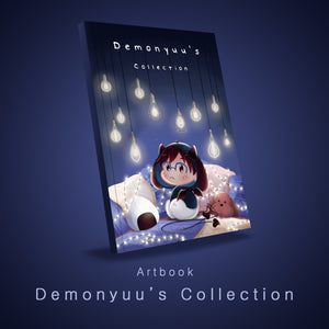 [Yuri!!! on Ice] - Demonyuu's collection - Artbook