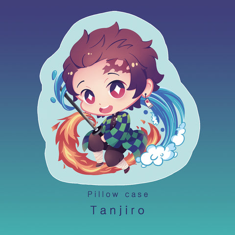 [KNY] Tanjiro - pillow case
