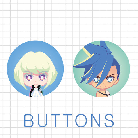 [Promare] - Buttons
