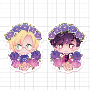 [Banana Fish] stickers
