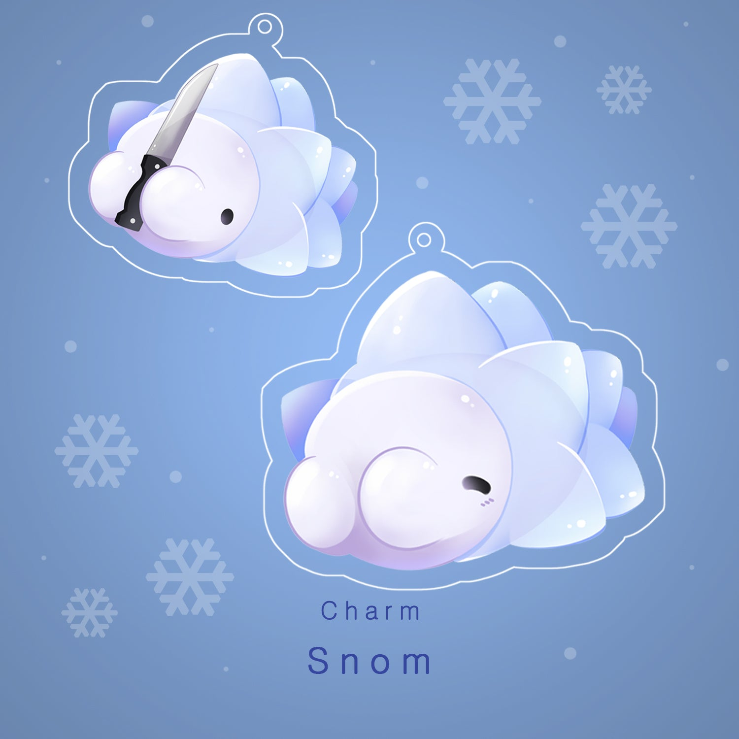 [Pokemon] Snom - Charm
