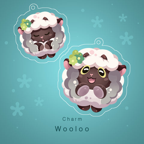 [Pokemon] Wooloo - Charm