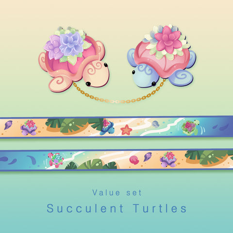 [Succulent turtles] - Value set